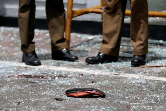Bom meledak saat perayaan Paskah di Sri Lanka