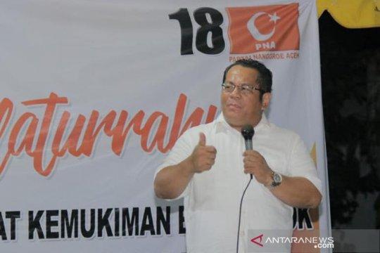 PNA sebut pengusulan Cawagub Aceh tanpa batas waktu