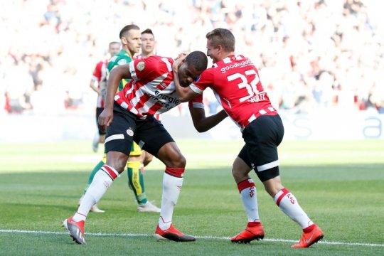 Hasil dan klasemen Liga Belanda, PSV terus bayangi Ajax
