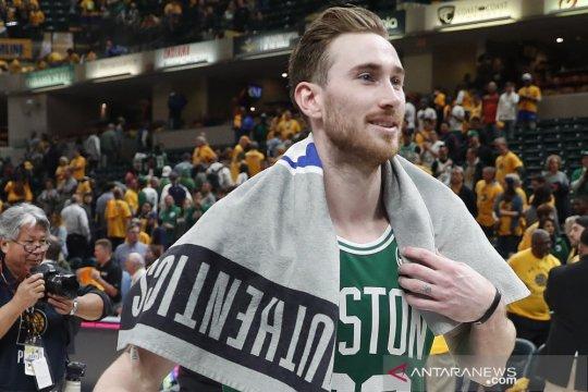 Celtics melenggang, Hayward: ini baru permulaan