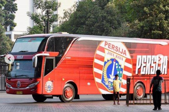 Persija perkenalkan bus baru
