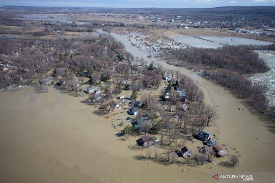 Otawa dan Montreal, Kanada,  hadapi banjir