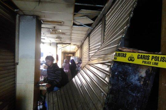 Tidak ada korban jiwa kebakaran Pasar Blok C Tanah Abang