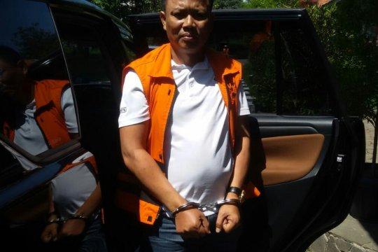 Mantan anggota DPRD Sumut Muslim Simbolon dieksekusi ke Sukamiskin