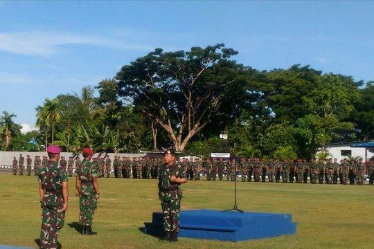 Prajurit TNI AL di Sorong diminta netral dalam pemilu