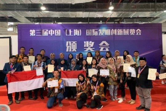Indonesia borong medali dari kompetisi inovasi Shanghai