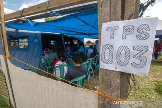 Bawaslu : 13 TPS di delapan kabupaten/kota Sulteng berpotensi PSU