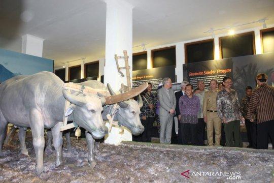 Museum Tanah dan Pertanian Bogor resmi dibuka