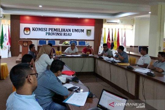 KPU Riau: Klaim PKS kehilangan suara tidak realistis