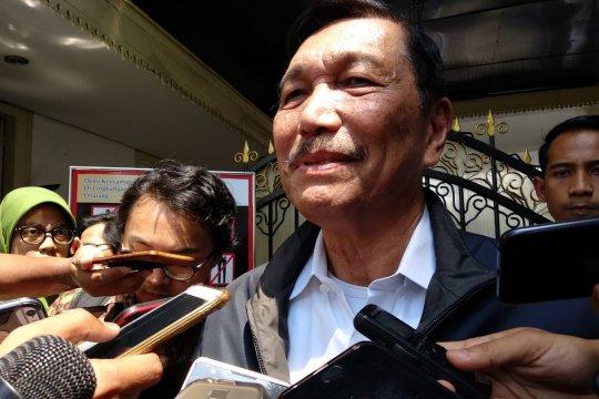 Luhut buka isi pembicaraan per telepon dengan Prabowo Subianto