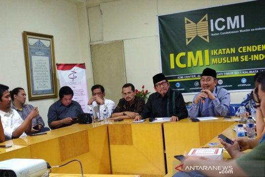 ICMI: tugas pemerintah redakan kekecewaan masyarakat yang merasa kalah