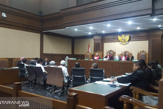 Tujuh anggota DPRD Sumut 2009-2014 hadapi tuntutan