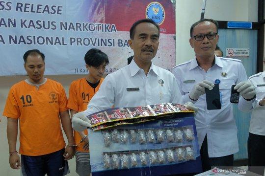 Jaringan pengedar narkoba lapas ditangkap