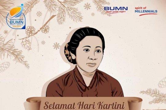 Hari Kartini, sosok enam srikandi BUMN