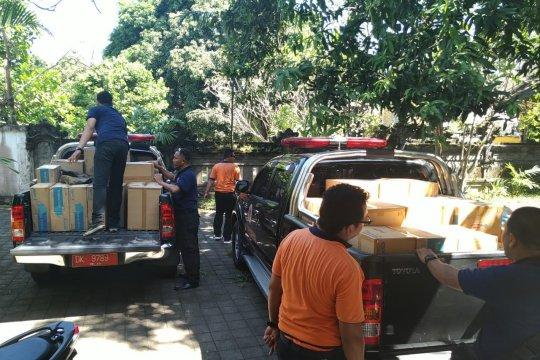 BPBD Bali tambah 12 ribu masker antisipasi erupsi Gunung Agung