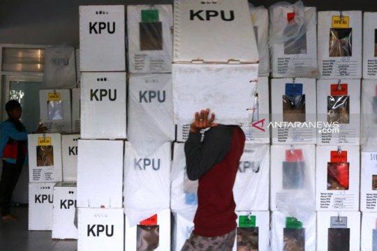 KPU Jatim usulkan petugas alami musibah mendapat penghargaan