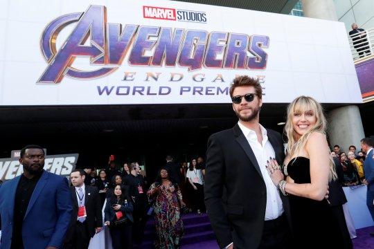 Berpisah, Liam Hemsworth harap Miley Cyrus bahagia