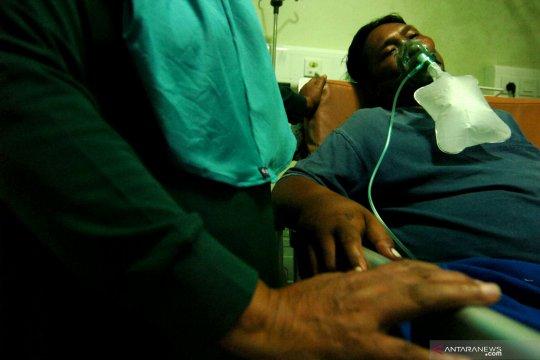 Lima petugas PPK Cipayung jatuh sakit