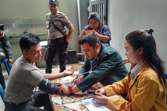 IDI gelar pemeriksaan kesehatan petugas Pemilu di Kaltim