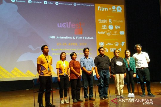 UCIFEST 10 wadah bagi mahasiswa dalam berkarya dibidang film