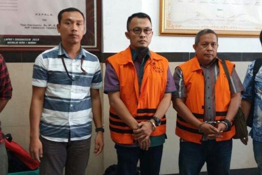 Dua terpidana suap proyek Lampung Selatan dieksekusi ke Sukamiskin