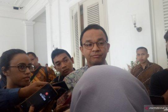 Anies mengatakan pengerahan Brimob ke Jakarta agar tenang dan aman