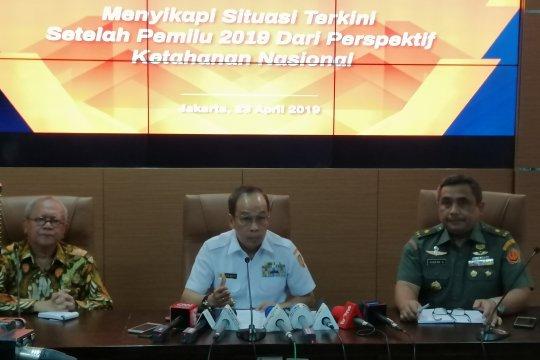 Lemhannas harapkan Jokowi dan Prabowo bertemu