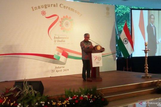 Kedekatan budaya-sejarah dasar peningkatan hubungan Indonesia-India