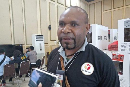 Bawaslu Mimika rekomendasikan 7 TPS gelar PSU