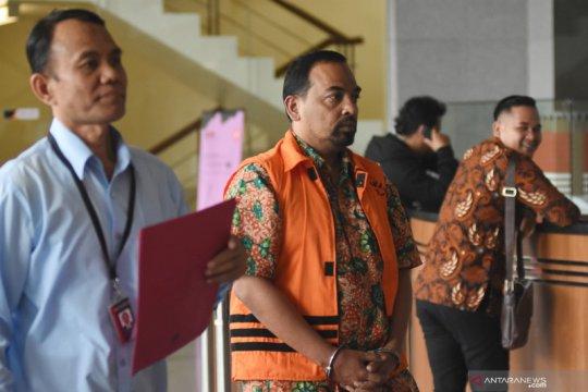 KPK dalami proyek JDU terkait pemeriksaan empat saksi SPAM