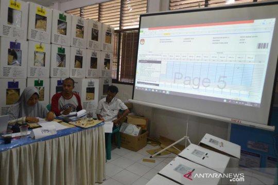 PPK di Aceh mengaku naik tensi saat rekapitulasi suara pemilu