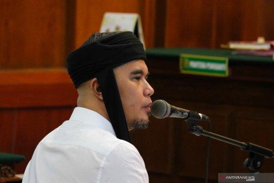 Ahmad Dhani dituntut 1,6 tahun penjara