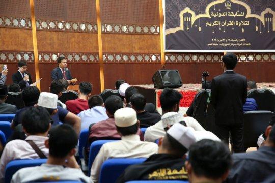 PPMI Kairo selenggarakan MTQ Internasional di Universitas Al Azhar