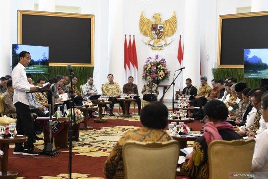 Presiden Jokowi minta  stabilitas harga dijaga jelang Ramadan