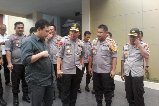 Polda Sulut siap lakukan pengamanan TPS PSU