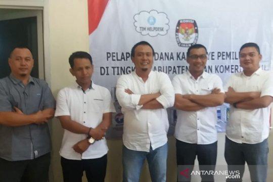 KPU OKU selesaikan pleno perhitungan suara pemilu