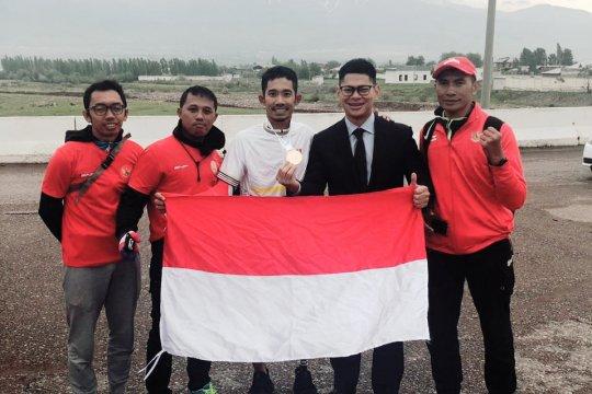 M. Fadli incar posisi enam Asia demi lolos Paralimpiade