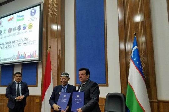 Uhamka kerja sama pendidikan dengan tiga universitas di Uzbekistan