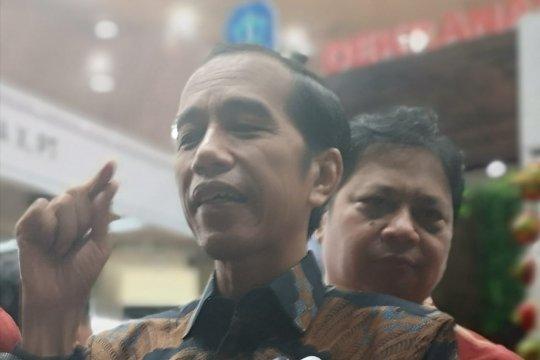 Jokowi tanggapi penetapan Sofyan Basir tersangka