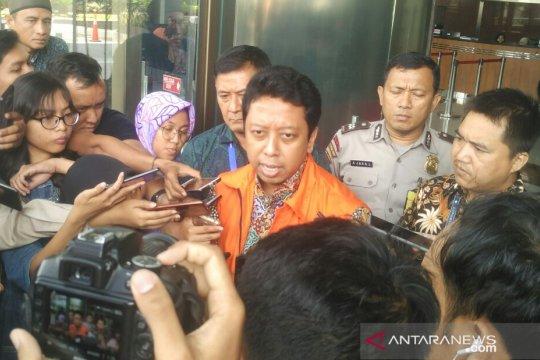 KPK tunggu perkembangan RS Polri terkait pembantaran Romahurmuziy