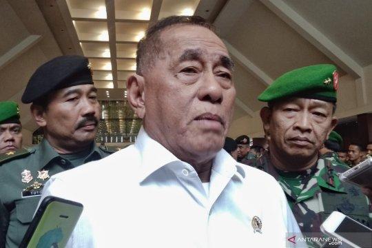 Menhan singgung keinginan Prabowo-Gatot untuk tambah anggaran TNI