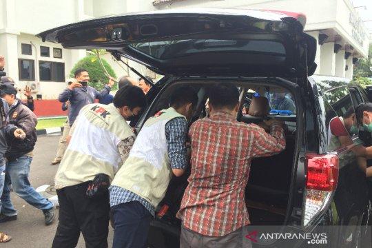 Petugas berseragam KPK geledah kantor Wali Kota Tasikmalaya