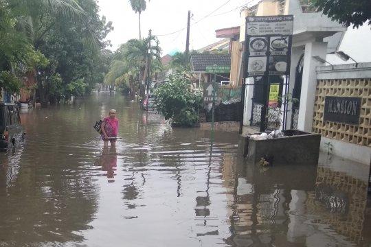 Banjir landa wilayah Rawalumbu Bekasi Timur