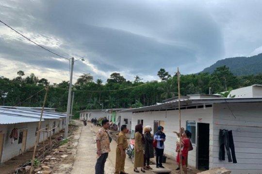 Kemensos validasi data korban tsunami Selat Sunda