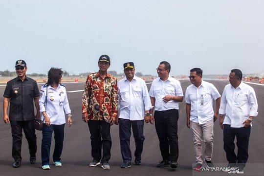 Menhub tinjau kesiapan Bandara Yogyakarta International Airport (YIA)
