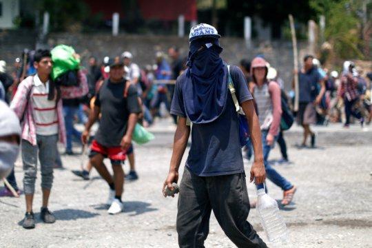 AS targetkan pejabat Amerika Tengah yang korupsi