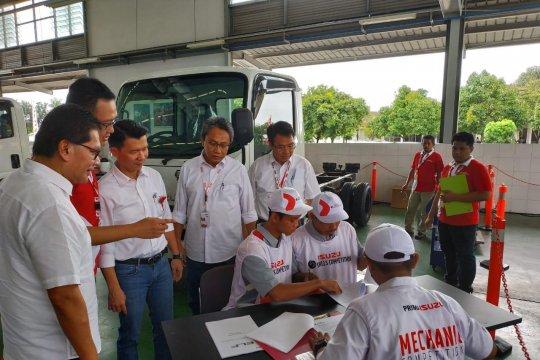 Cara Isuzu Indonesia tingkatkan kualitas mekanik hingga kepala bengkel
