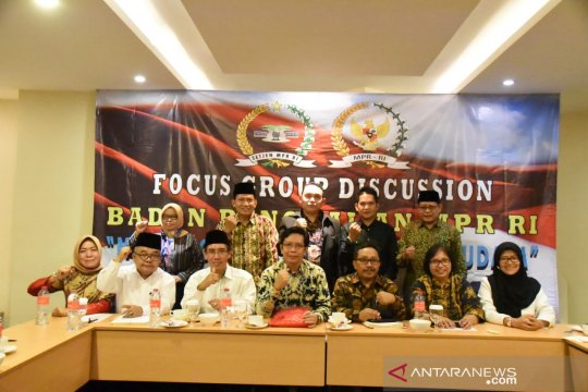 """MPR gelar """"FGD"""" bersama UIN Raden Inten"""