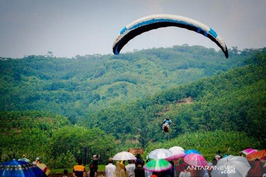 203 atlet paralayang siap meriahkan Paragliding TROI Batang