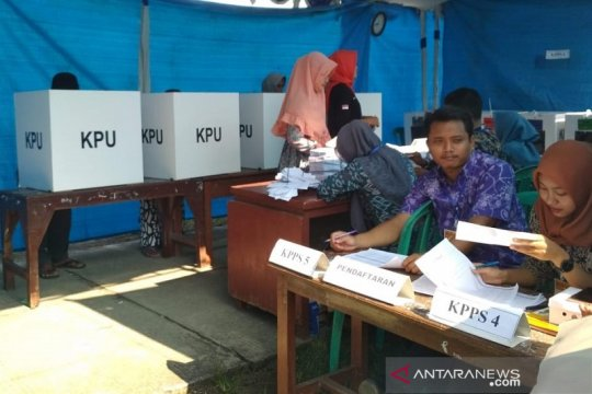 Tiga petugas penyelenggara Pemilu di Grobogan meninggal dunia